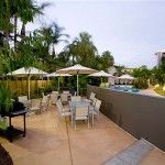 Verano Apartment BBQ Area Noosa