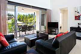 One Bedroom Noosaville Apartments